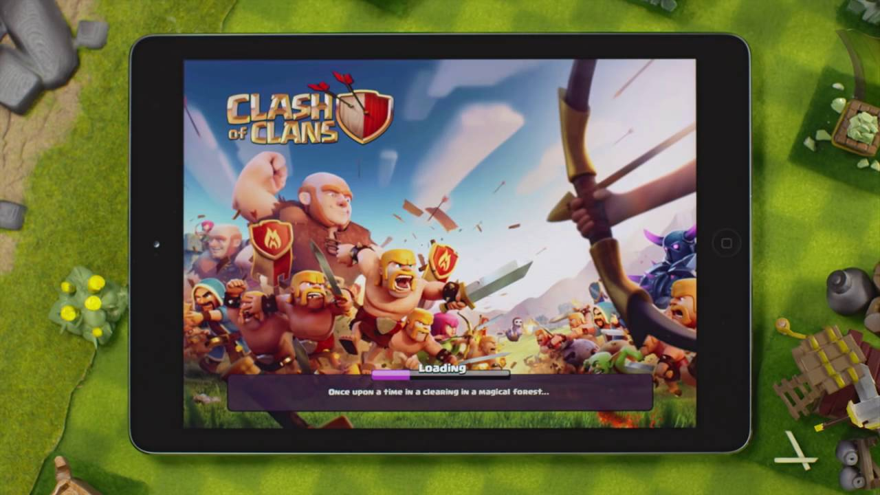 Game Center cannot sync Clash of Clan OR Clash of Clan ...