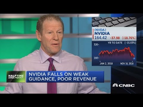 Nvidia falls on weak guidance, poor revenue