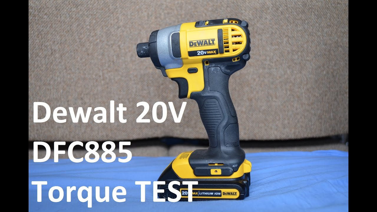 dewalt 20v max impact driver dcf885 lug nuts torque test doovi. Black Bedroom Furniture Sets. Home Design Ideas