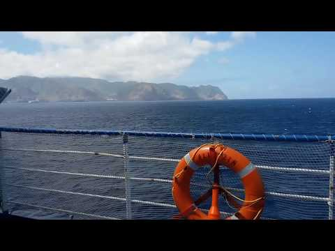 Ferry from Cadiz to Canary Islands, Tenerife