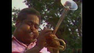 Dizzy Gillespie, Dick Sudhalter, N Y J Repertory Co., Nice 1979 Manteca