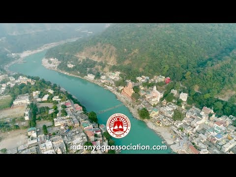Welcome to India: Welcome to AYM Yoga School in Rishikesh