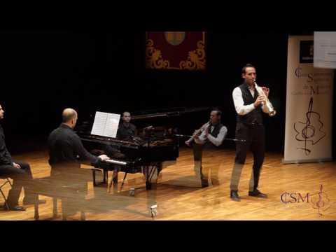 Sunshine on Tashkurgan. Chen Gang. David Pons Saxofón, Julián Sánchez Piano