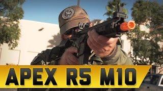 APEX R5 M10 | Airsoftmegastore.com