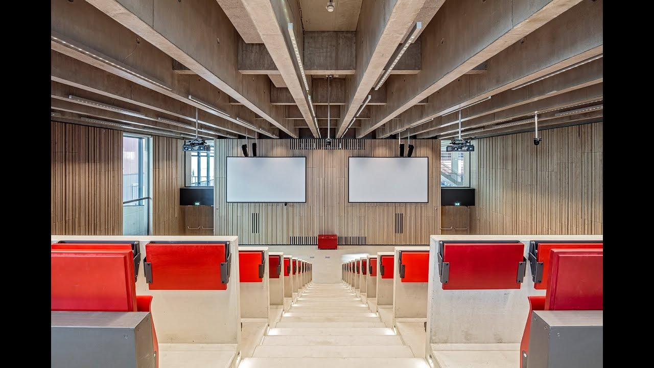 Eröffnung des neuen MED Campus der JKU am Kepler Universitätsklinikum
