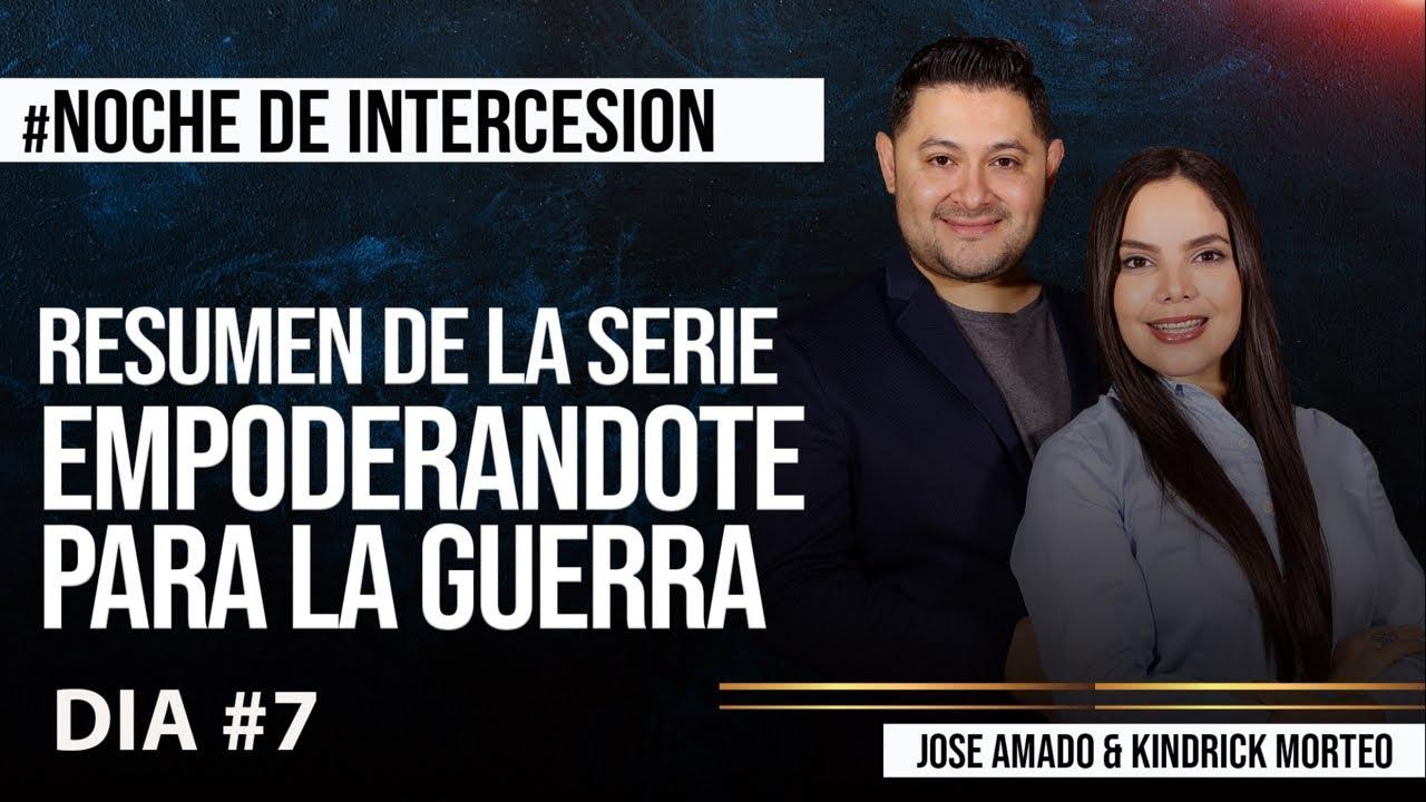 """RESUMEN DE LA SERIE """"GUERRA ESPIRITUAL"""" José Amado Morteo"""