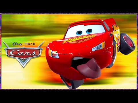 Cars 2 - Disney - Pixar - Lightning McQueen - Hook - Mater - The Cars Part 2 (Videogame - Gameplay)