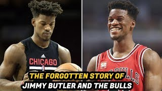 The Story of Why the Jimmy Butler Chicago Bulls Era Ended