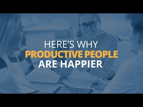 why-productive-people-are-happier-people-|-brian-tracy