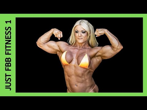 Female Bodybuilding Lesbian Fantasy Lisa Cross