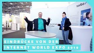 Cover images Off-Topic: Ein paar Eindrücke von der Internet World Expo 2019