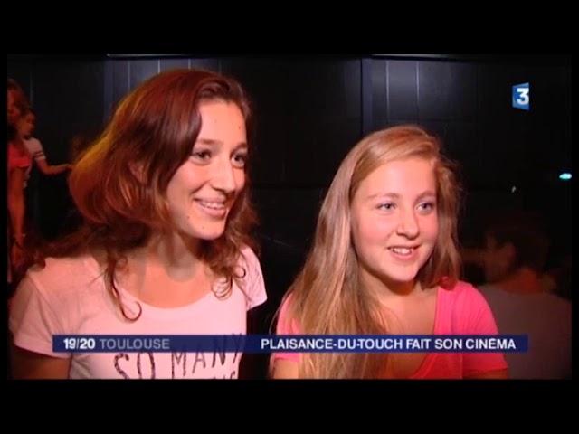 Plaisance du Touch fait son cinéma - France 3