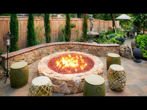 28 Cool Fire Pit Ideas - Outdoor Fire Pit Design