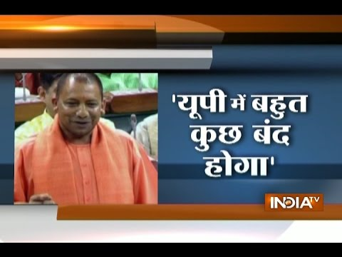 Yogi Adityanath takes a dig at Rahul-Akhilesh partnership in Lok Sabha