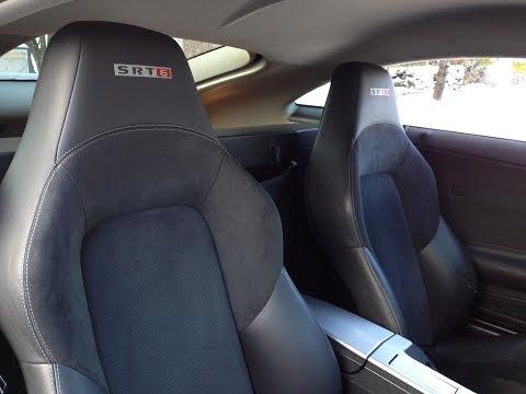 Chrysler Crossfire Heated seat repair