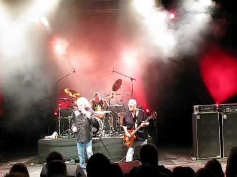 Nazareth - Radio (live Ljubljana 2012)