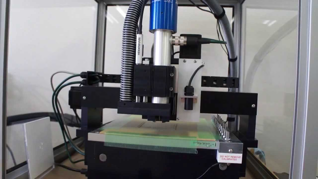 Automatic Tool Changer - CNC PCB Mill - YouTube