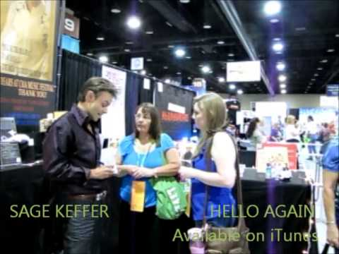 "CMA Music Festival, ""Hello Again""/ Sage Keffer greets his fans: Day 1 Video 1"