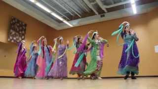Dancing in the District: Learn about Middle Eastern and Central Asian dance