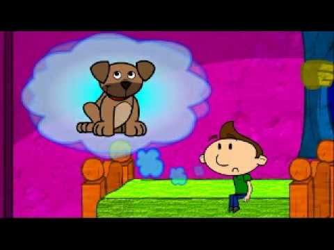 Martin free Children Song I Want a Pet cartoon, free kids animation, free cartoons