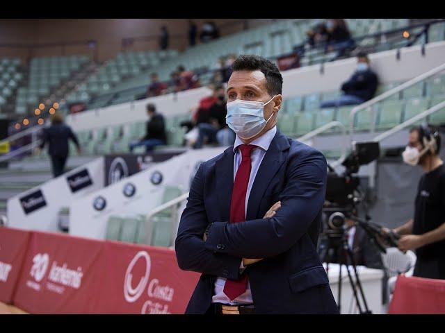 Previa Octavos Copa del Rey Diego Giustozzi
