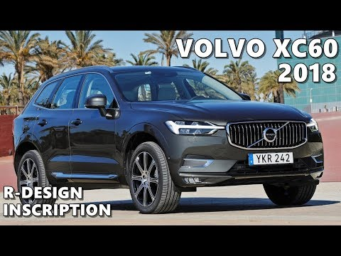 2018 Volvo Xc60 Uk Spec In Depth Look Youtube