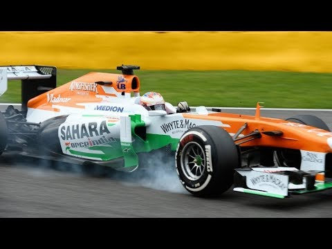 Force India | 2008 - 2018 | Tribute Video | Formula 1
