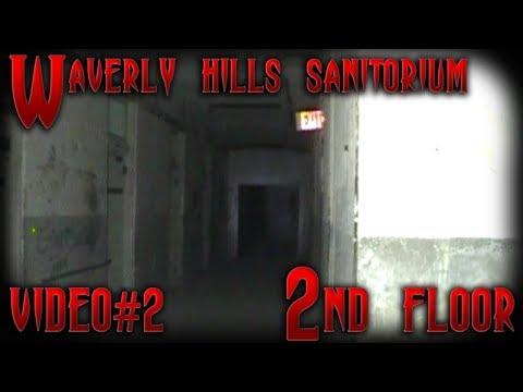 Waverly Hills Sanatorium 2017 - CRAZY 2nd Floor - Ghost Hunt - Video#2