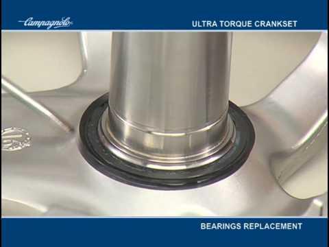 Campagnolo CULT Roulements /& Joints Pour Ultra-Torque Crank Sets FC-SR012