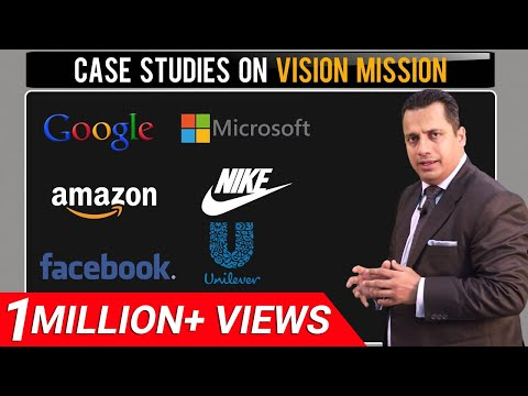Case Study on Vision Mission | Strategy | Dr Vivek Bindra | Hindi