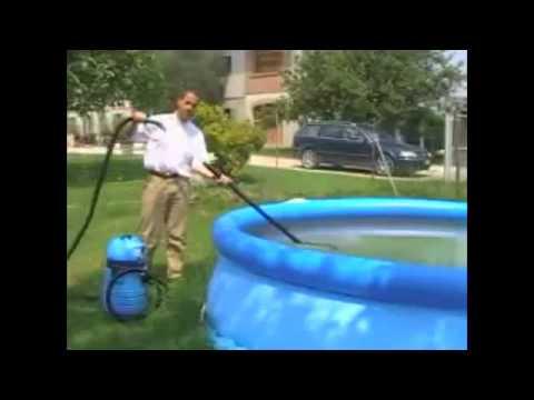 Aspiratore aspirafango lavor lavapiscine swimmy 270mbar - Aspirafango per piscina ...