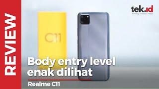 Review Realme C11, desain oke untuk hape Rp1 jutaan