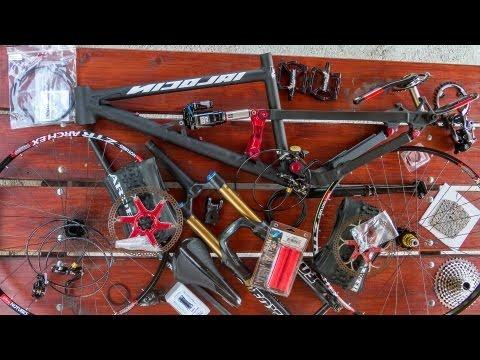 Nicolai ION 16 - bike assembly