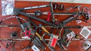 Nicolai ION 16 - bike assembly thumbnail