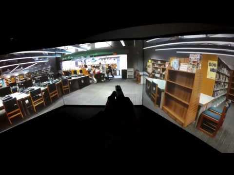Close quarters tactical simulator  (VIR TRA)