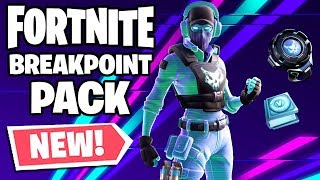 The New BREAKPOINT PACK In Fortnite..