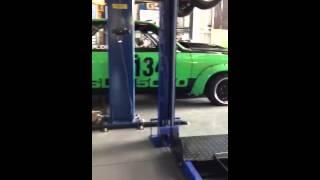 Car Hoist - Moveable Parking Hoist Super Hoist Plus