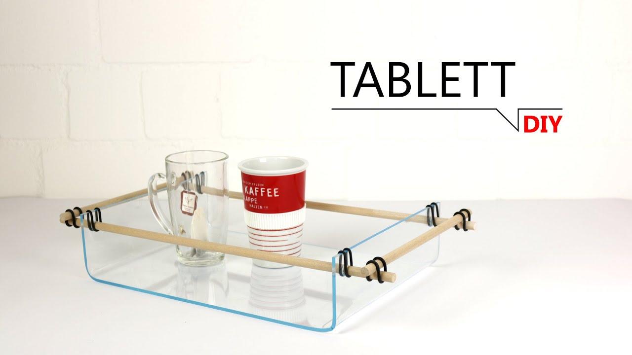 DIY   Tablett /// DIY THATu0027S SIMPLE