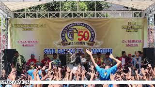 """OM Republik Metro COVER Lagu """" WEGAH KELANGAN """" Oleh LALA ROSSA Live SMK GAMALIEL 1 MADIUN"""