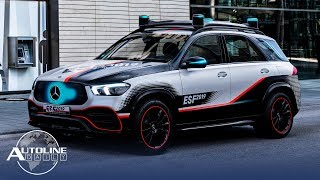 Mercedes Safety Prototype, Ford Workers Prepare for Layoffs - Autoline Daily 2598