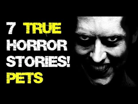 7 Horrifying TRUE stories...PETS saved owners lives! | Intruders/Rapists