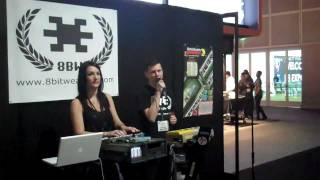 8 Bit Weapon Live at E3 2011
