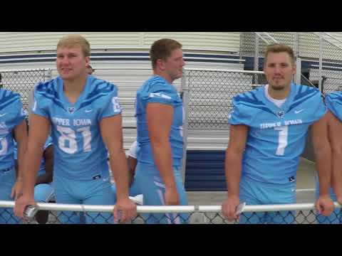 2017 Upper Iowa Football Media Day