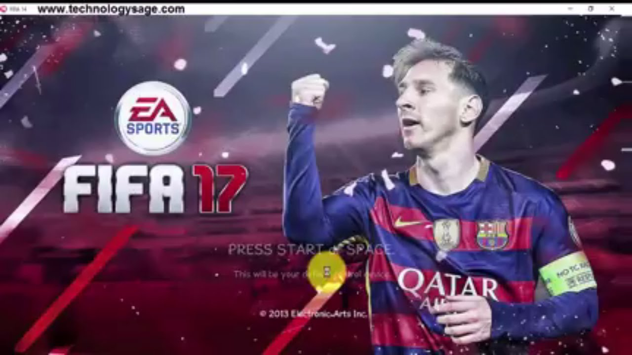 Fifa 18 patch for fifa 14 (non moddingway patch) youtube.