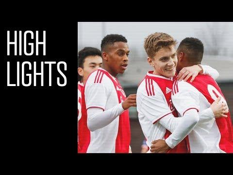 Highlights Jong Ajax - Jong PSV