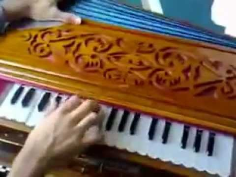 Harmonium Demo - musical instruments india demonstration
