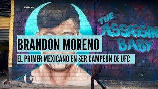 Brandon Moreno: La Historia Del Campeón Tijuanense De La UFC