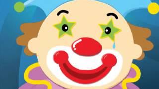 Drunk smurf and clown