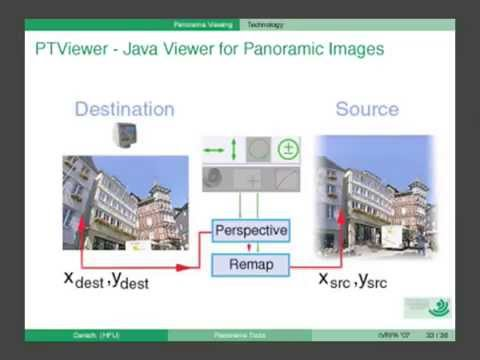 Helmut Dersch: Panorama Tools - Open Source Software for Immersive Imaging - IVRPA Berkeley 2007