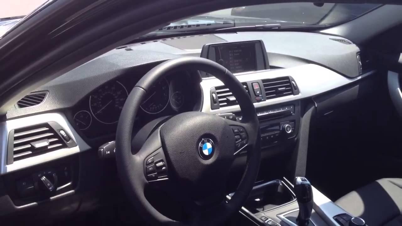 2013 BMW 320i vs 328i Walk around comparison at Nick Alexan
